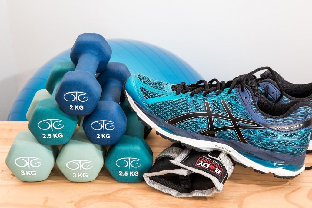 Wohlbefinden fördern mit Sportangeboten